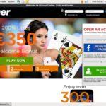 Winner.com Max Deposit