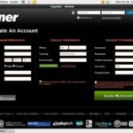 Winner.co.uk Setup Account