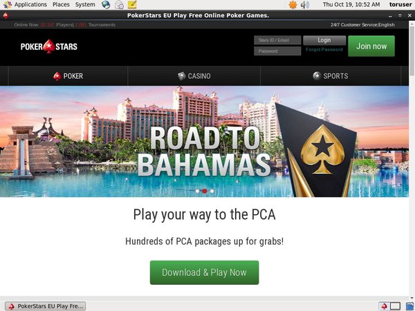 Free Online Poker Pokerstars