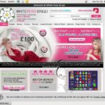 Best Slots White Rose Bingo