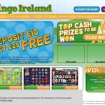 Bingoireland Vip Sign Up