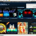 Casinoadmiral New Account Offer