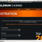 Gold Run Casino App
