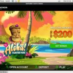 Barbados Casino New Customer Bonus