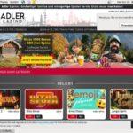 Adler Casino Web Money