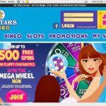 Mystarsbingo New Customer Promo