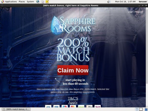Sapphirerooms Get Free Spins