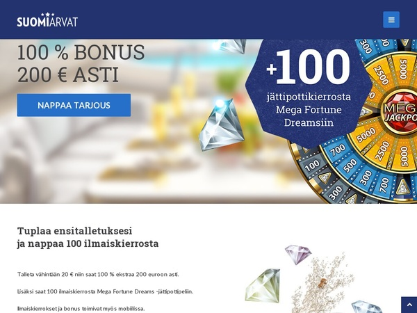 Suomiarvat Spil Poker