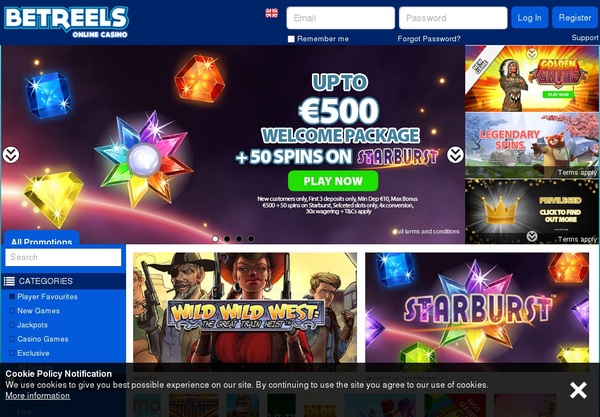 Bet Reels Download