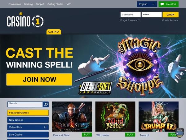 Bonus Casino 1 Club Code