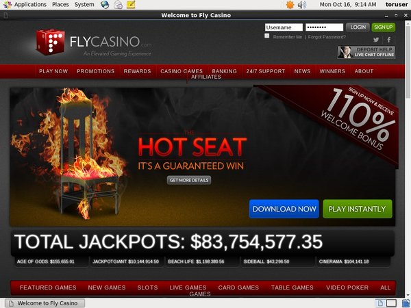 Flycasino Online Casino Offers