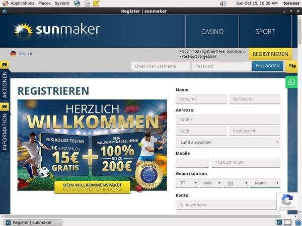지금 Sun Maker