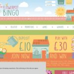 Flower Pot Bingo Deposit Promotions