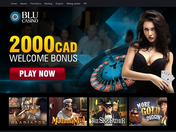 Casino Blu Blackjack
