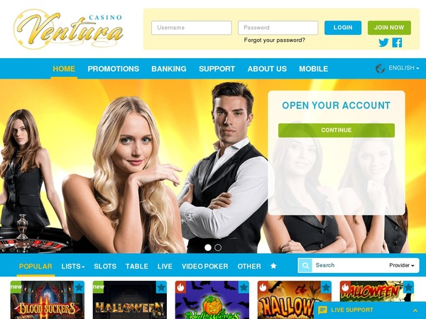 Get Casinoventura Free Bet