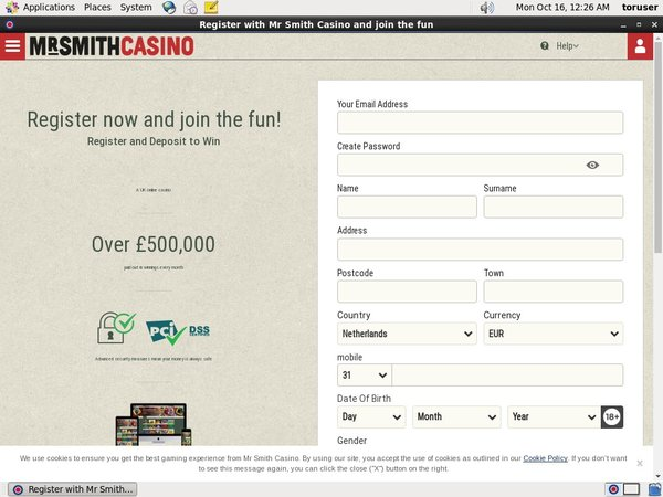 Mrsmithcasino Poker Review