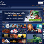 Sports Interaction Onlinecasino