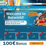 Betworld Deposit Using Phone