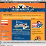 Bingodome Web Money