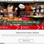 Dreamjackpot Games Today