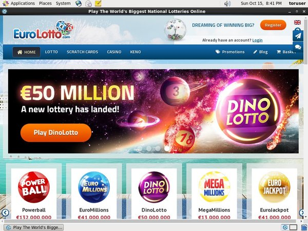 Euro Lotto Free Games