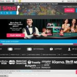 Free Spins Casino New Customer Offer