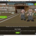 Carat Casino Welcome Bonus No Deposit