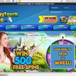 Lucky Touch Bingo Join Offer