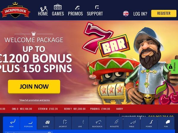Deposit Limit Jackpot Luck