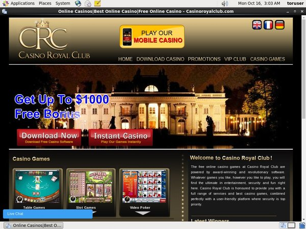Casinoroyalclub English