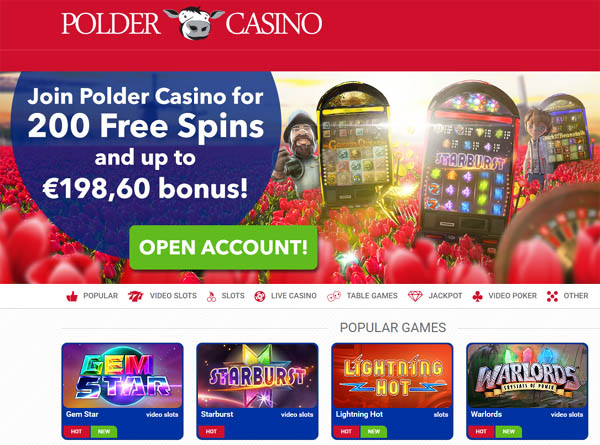 Polder Casino Freerolls