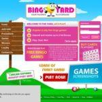 Bingoyard Registar