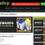 Casdep 1st Deposit Bonus