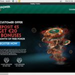 Paddy Power Poker покер