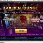 Golden Lounge Best Online Casino