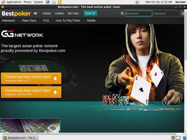 Best Poker Online Casino Sites