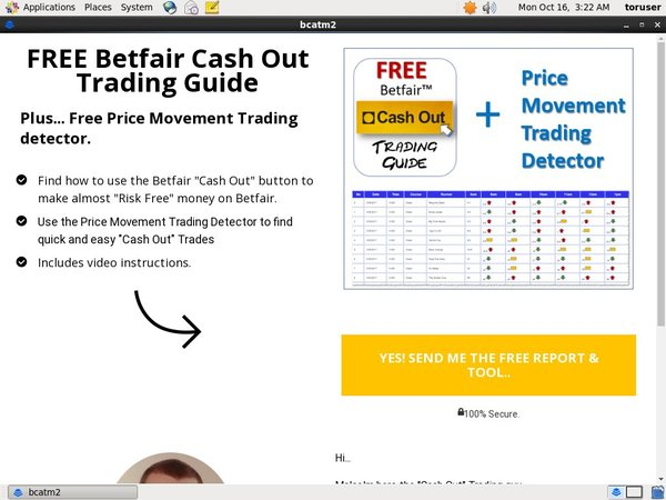 Betfair Freebet