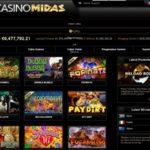Casinomidas Deposit Code