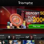Casinotriomphe Mobile Poker