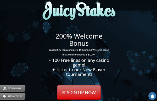Juicy Stakes Bonus Free Spins