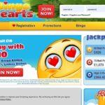 Bingo Hearts Get Bonus