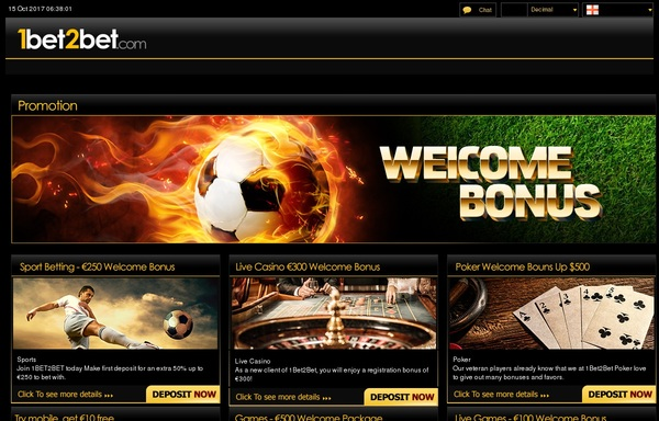 1bet2bet Register Bonus