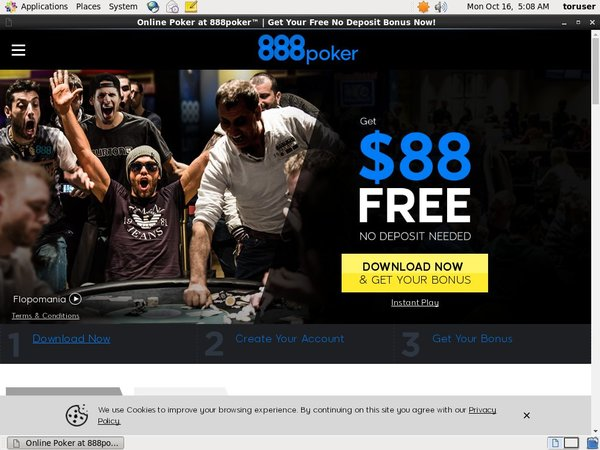 888poker Free Sign Up
