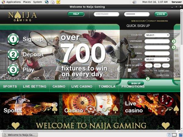 Naija Gaming Winners