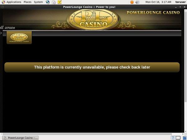 Power Lounge Casino Bonus Promotions