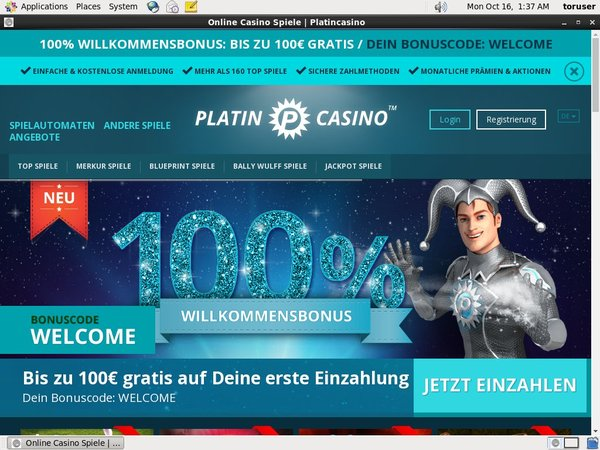Platincasino Slots Free
